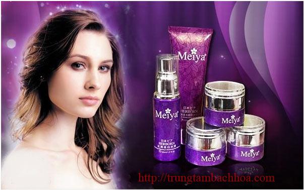 Bộ sản phẩm 5 chai của Meiya