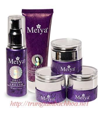 Bô mỹ phẩm Meiya