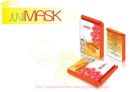 JuviMask sản phẩm mặt nạ