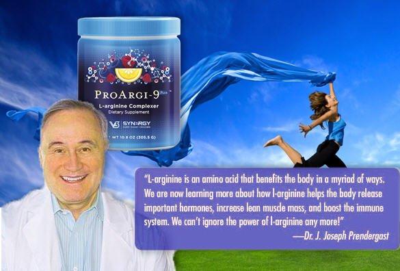Nhà khoa học của sản phẩm ProAgri9 của Synergy