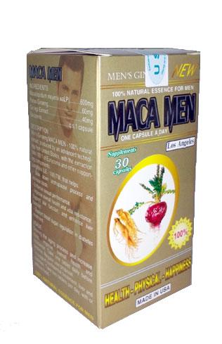 Thuốc tăng cường sinh lý Nam Meca Men