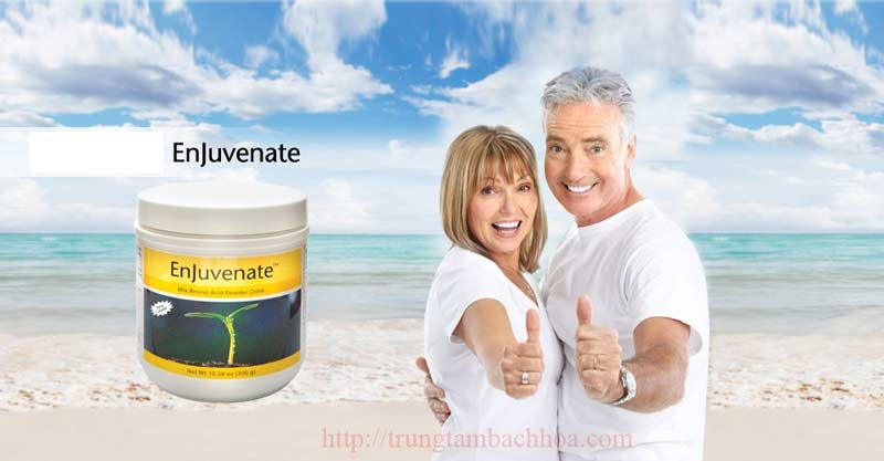 Enjuvenate- giúp trẻ hóa tế bào