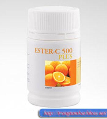 Sản phẩm Ester c 500 loại 30 viên của elken
