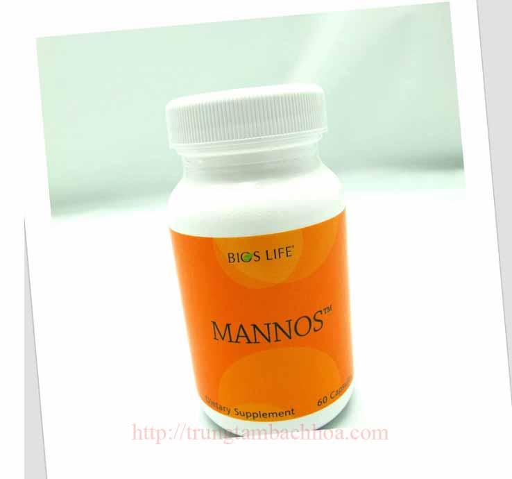 Bios LIfe Mannos của Unicity