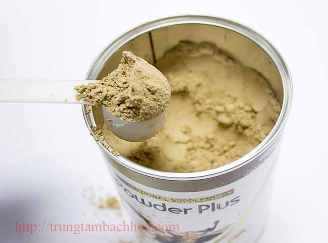Bột powder plus