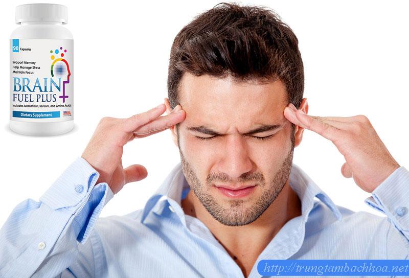 brain fuel plus Chuyên dành cho não bộ của bạn