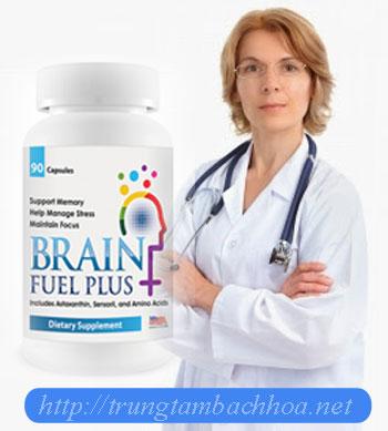 Brain Fuer Plus sản phẩm chăm sóc não bộ bác sĩ khuyên dùng