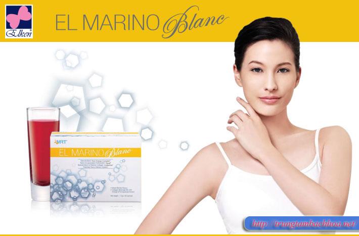 El Marino Blanc cho bạn một làn da đẹp