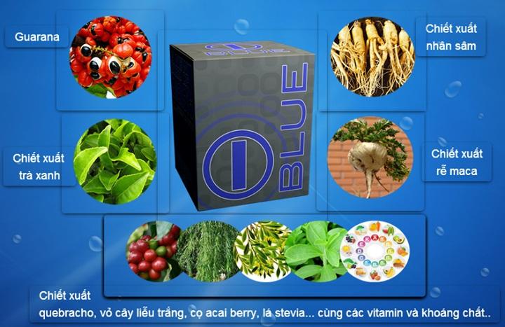 Thành phần sản phẩm iBlue