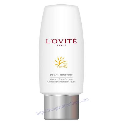 Kem chống nắng của Lovite SPF 45