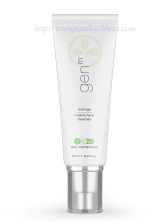 Sản phẩm sữa rửa mặt Creamy Face Cleanser của Zija