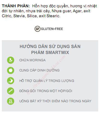 Hướng dẫn sử dụng SmartMix