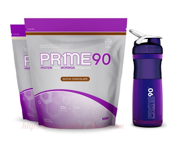 sản phẩm Pr1Me90 của công ty Zija việt nam bỗ dung dinh dưỡng từ chùm ngây