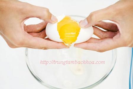 Cách chết biến trứng gà nào dinh dưỡng cũng như nhau