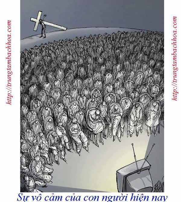 Sự vô cảm của đám đông