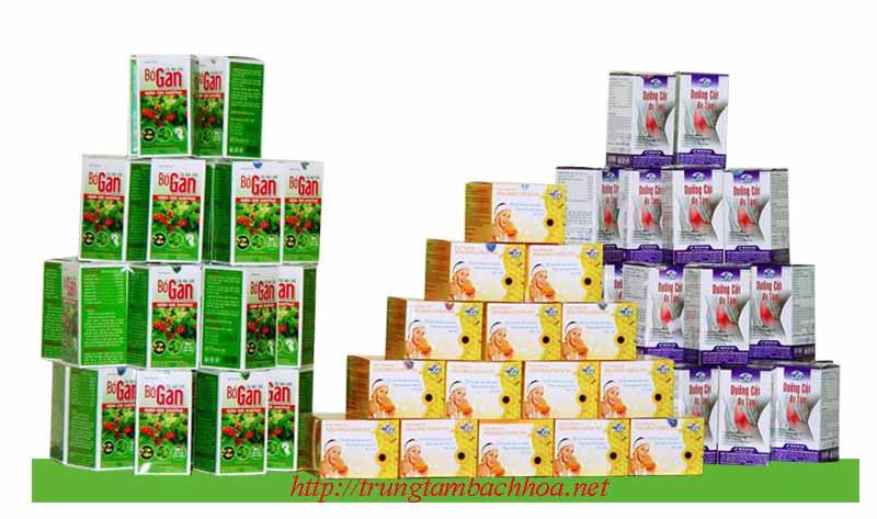 Những sản phẩm công ty MLM Việt Nam