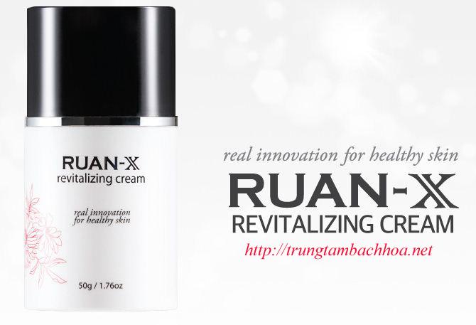 _Kem dưỡng phục hồi Ruan -x Revitalizing Cream
