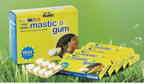 Keo cao su mastic gum