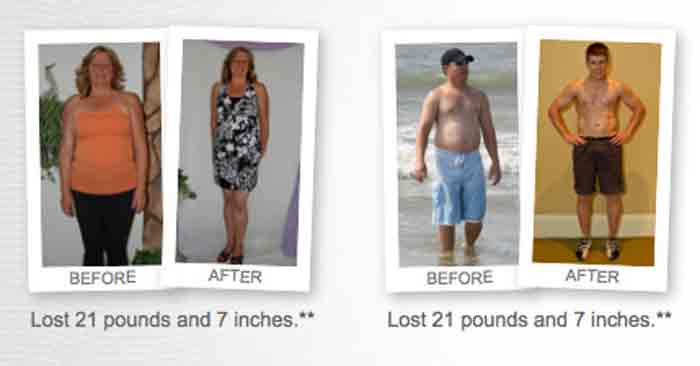 Kết quả sử dụng giảm cân của bode