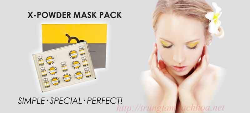 Mặt nạ X powder mask pack