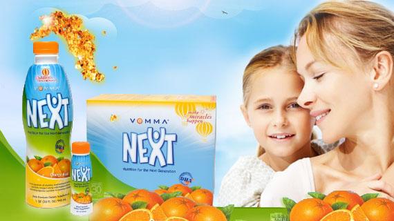 Sản phẩm Vemma Next chuyên giành cho bé
