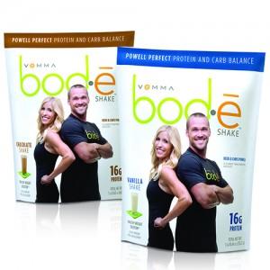 Sản phẩm Bod-e Shake giành cho giảm cân