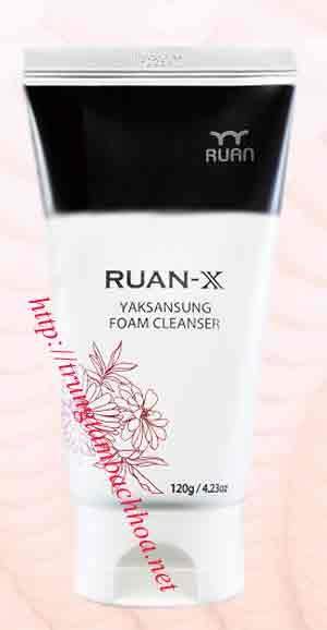 Sữa rửa mặt của ruan korea