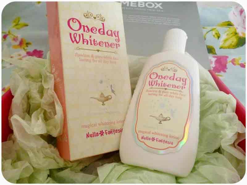 Sản phẩm Oneday whitener