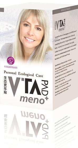Miếng dán V tapad meno + giải pháp cho nữ mãn kinh