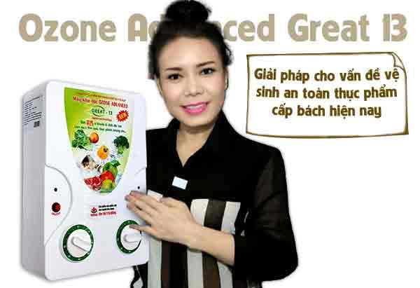 Việt hương và máy ozone