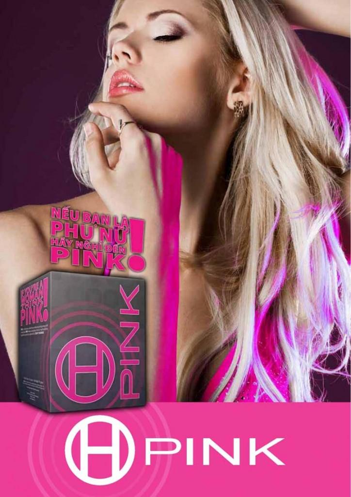 Sản phẩm Pink của Bhip