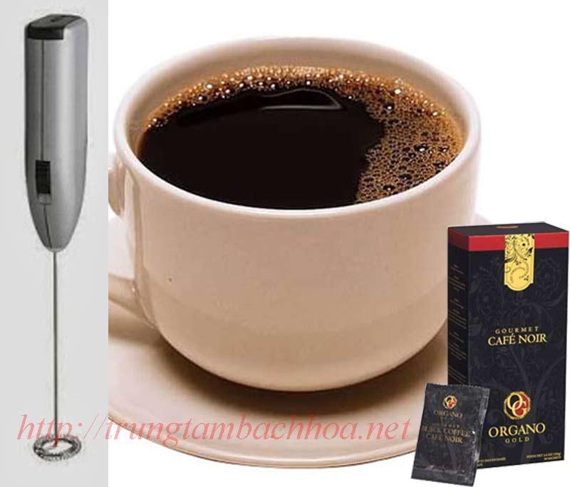 Dụng cụ pha cà phê của organo gold