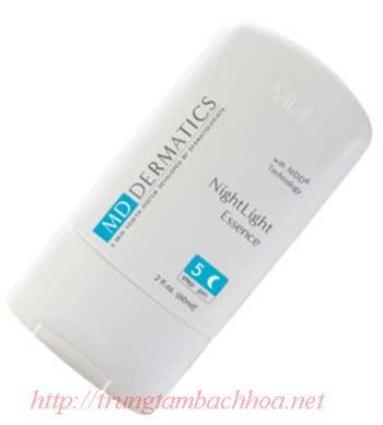 Đặc trị nám ban đêm của MD Dermatics