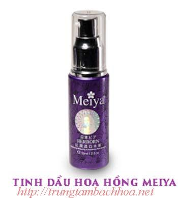 Gel nước hoa hồng của meiya