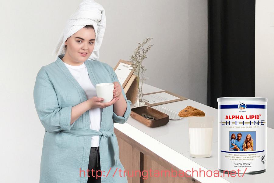 Uống sữa non để bảo vệ sức khỏe của bạn
