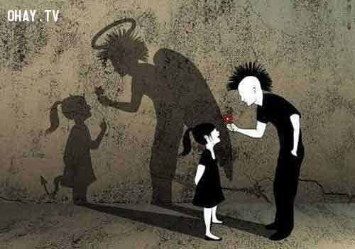 Đừng đánh giá người khác qua vẻ bề ngoài