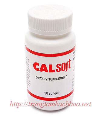 Sản phẩm bổ sung canxi Calsoft