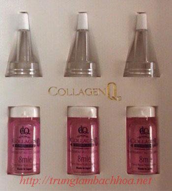 Làm đẹp da với Collagen Q10