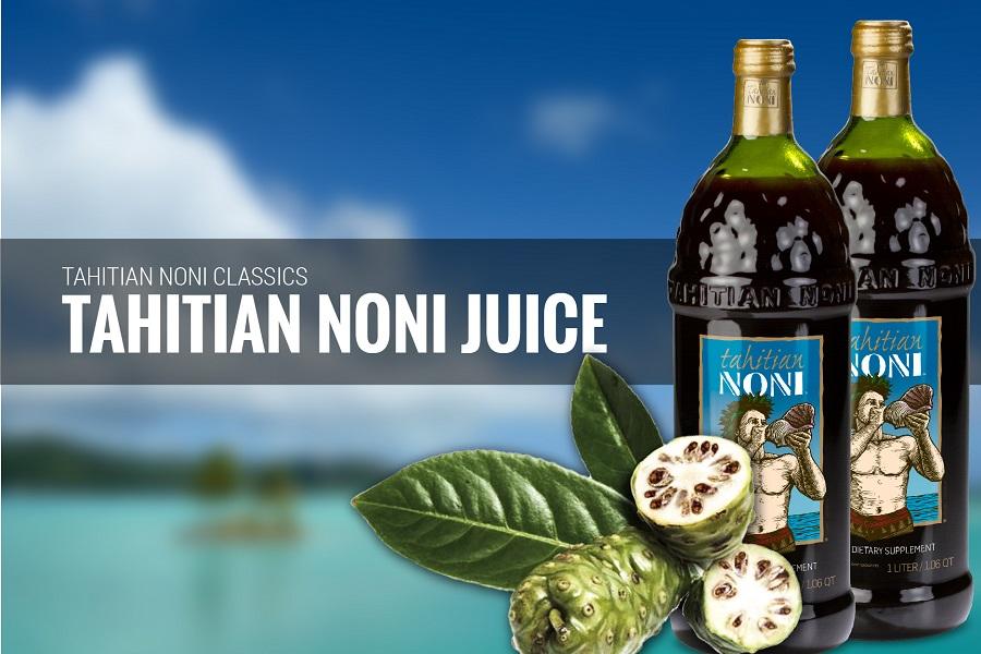 Nước uống Tahitian Noni dạng 1 lít