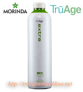 Sản phẩm TruAge Extra của Morinda