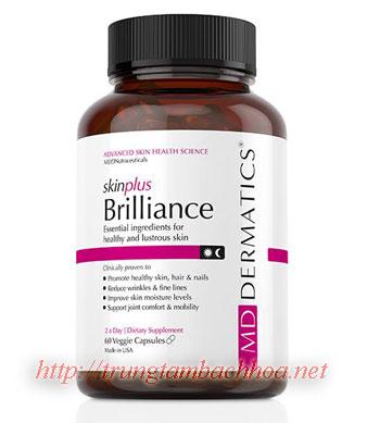 Skinplus Brilliance uống điều trị Nám và đẹp da