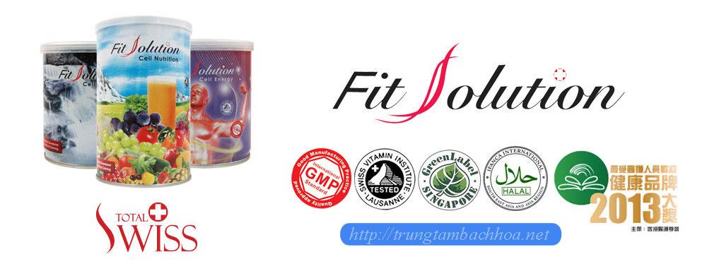 Những chứng nhận của bộ 3 sản phẩm fit solution