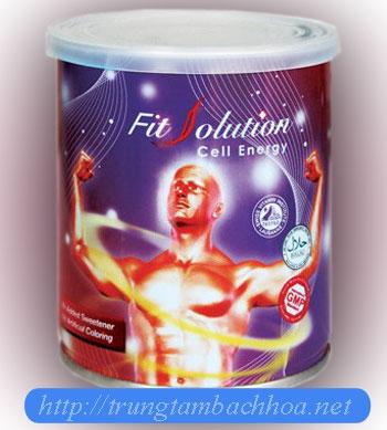Sản phẩm fit solution Cell energy của total swiss cung cấp năng lượng cho tế bào