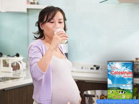 Nên sử dụng sữa non cho cơ thể