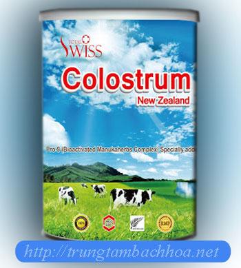 Sản phẩm sữa non colostrum new zealand