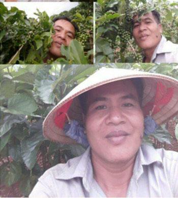 Anh Nhinh phân phối phân bón cty Trung Việt