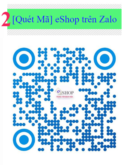 Bước thứ 2 để Quan Tâm đến eShop trên Zalo
