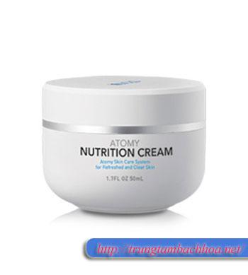 Kem dưỡng da Nutrition cream của bộ 6 system