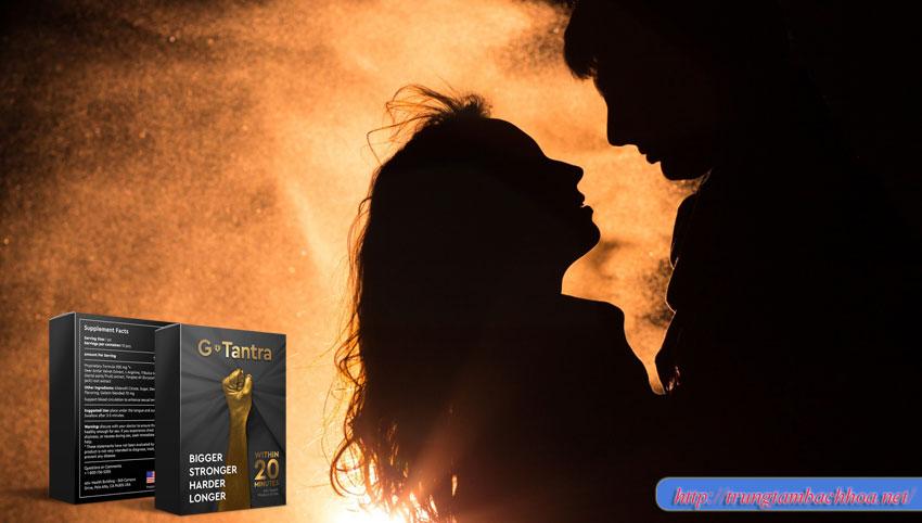 Tình dục cho phái mạnh khi yêu G Tantra