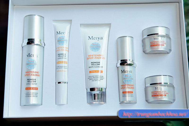 Bộ mỹ phẩm Meiya 6 in 1 Meiya bộ thứ 3